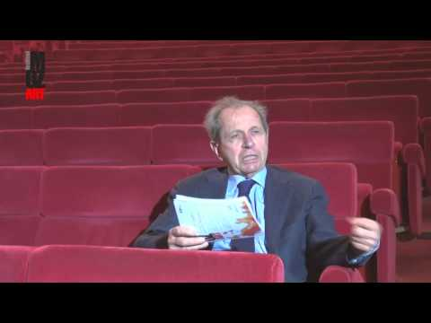 Prof. Giorgio Pestelli introduce Wolfgang Amadeus Mozart