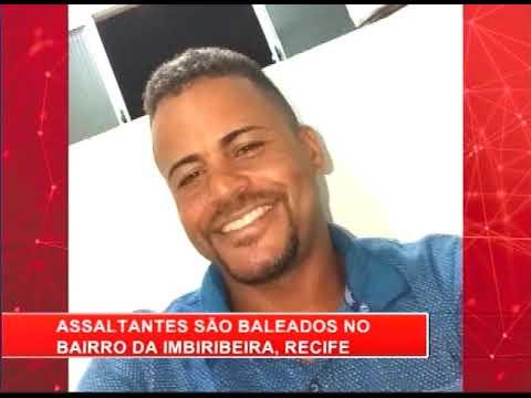 [RONDA GERAL] Assaltantes são baleados no bairro da Imbiribeira, Recife