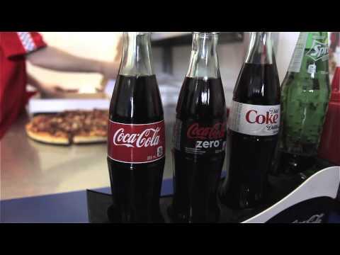 Coca-Cola Small Business Plan