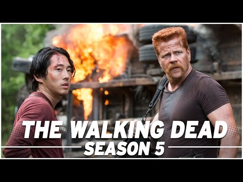 The Walking Dead: Season 5 Full Recap! - The Skybound Rundown