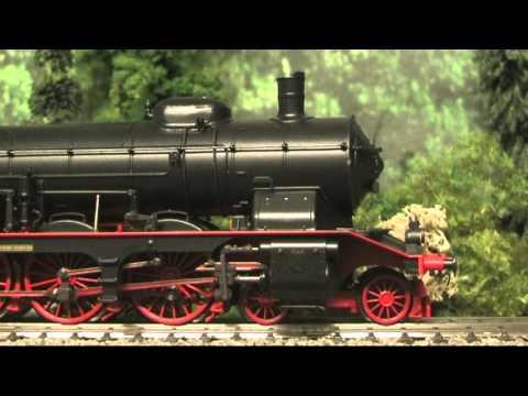 Modellbahn-Neuheiten (570) Märklin 37117 BR 18.1