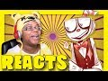 Casino Cups Part 1 Cuphead comic dub by Shavs Media Productions | Reaction