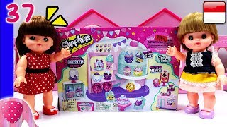 Video Mainan Boneka Eps 37 Shopkins Frosted Cupcake Queen Cafe - GoDuplo TV MP3, 3GP, MP4, WEBM, AVI, FLV Desember 2018