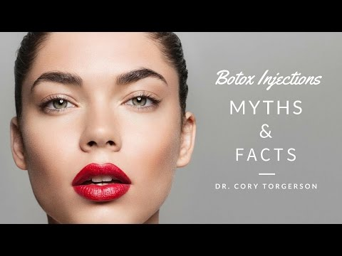 Botox Injections Myths and Facts | Toronto - Dr. Cory Torgerson