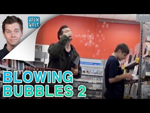 Blowing Bubbles 2