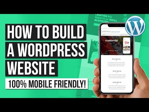 How To Build A Website From Scratch With WordPress – Step By Step
