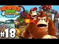 Donkey Kong Country Tropical Freeze Co-Op Juicy Secret PART 18 (Wii U HD Gameplay Walkthrough Coop)