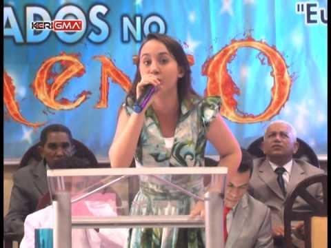 Cantora: Natalia Ribeiro-Congresso de Jovens em Buritirana-MA