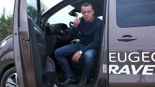 """""""AutoMedia.lv"""" iepazīstina ar lieliski aprīkoto """"Peugeot Traveller"""""""