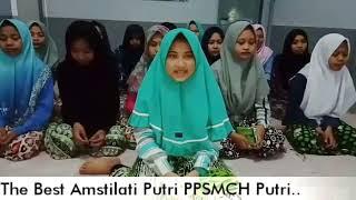 Video Pesona Santri Putri Amstilati PPSMCH Putri.. MP3, 3GP, MP4, WEBM, AVI, FLV Mei 2019
