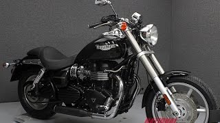 5. 2006  TRIUMPH  SPEEDMASTER - National Powersports Distributors