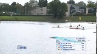 2015 Milan K1 1000m W World Canoe Sprint Championship
