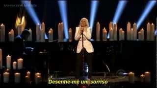 Blank Page - Christina Aguilera live PCA's 2013 [LEGENDADO PT-BR]