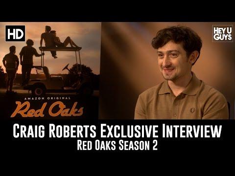 Craig Roberts Red Oaks Season 2 Exclusive Interview