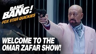 Video Fox Star Quickies : Bang Bang - Welcome To The Omar Zafar Show! MP3, 3GP, MP4, WEBM, AVI, FLV Mei 2017