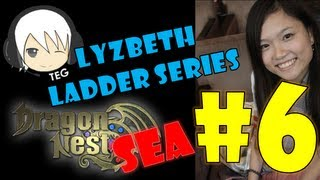 Lyzbeth a.k.a Nicole's very own PVP Ladder Series, Greenwood Server 2000+ Ratings She plays an Elestra (Ice Witch) ~!