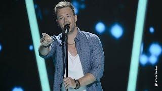Josh McDonald Sings The Blowers Daughter | The Voice Australia 2014