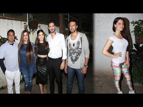 Sunny Leone , Elli Avram & Others At Screening Of Film Ek Paheli Leela