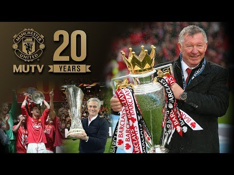 MUTV: 20 Years Highlights | Manchester United