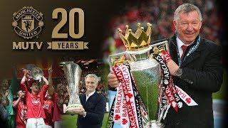 Video MUTV: 20 Years Highlights | Manchester United MP3, 3GP, MP4, WEBM, AVI, FLV Agustus 2019