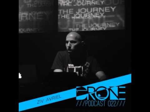 Drone Podcast 022 Ziv Avriel