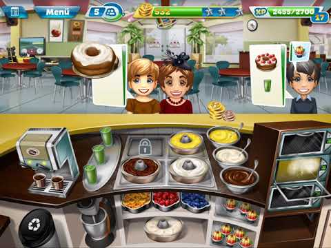 Cooking Fever - Bakery - Level 26 (by Match3news.com)