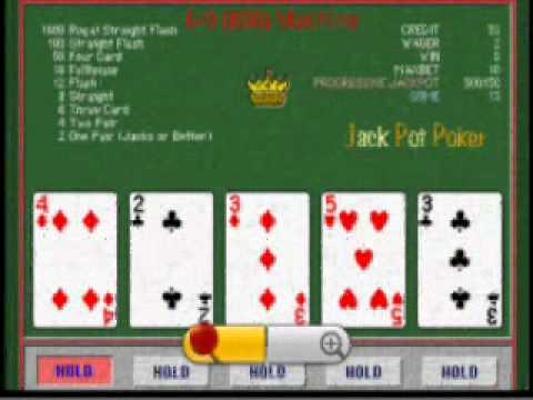 Video of Jackpot Poker [free]