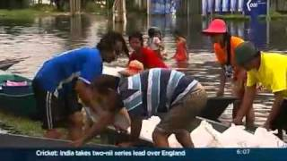 Flood Risks Growing In Bangkok