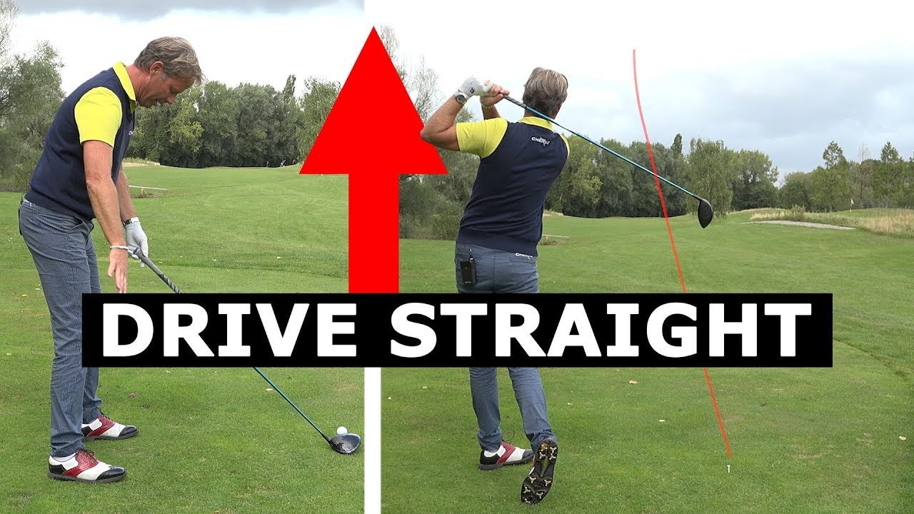 A SIMPLE TRICK To Help With Your DRIVER ALIGNMENT