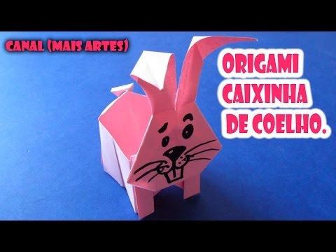 Caixa de Coelho