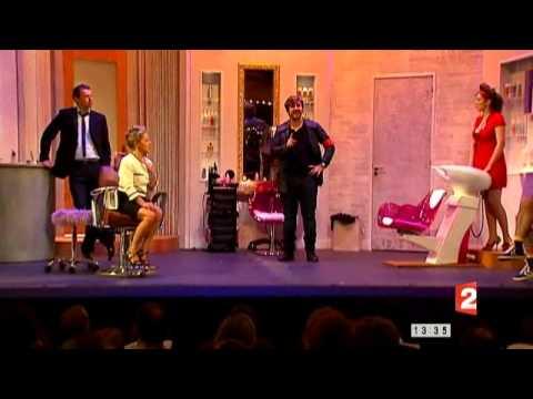 Dernier coup de ciseaux th tre humour mandelieu la - Piece de theatre dernier coup de ciseaux ...