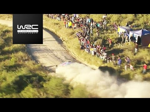WRC/Rally Argentina - Highlights especiales 9-12