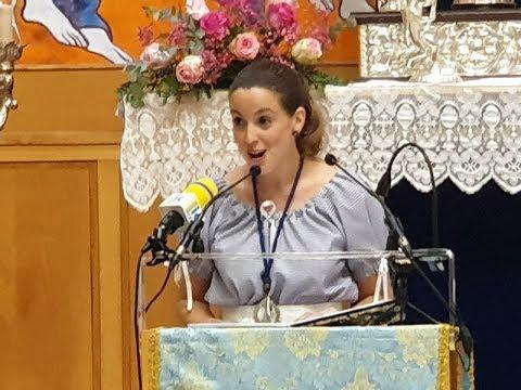 X Pregón en Honor a Ntra. Sra. del Mar Punta del Caimán.