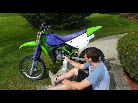 Can I Sell This Kawasaki Kx 80 in 24 Hours???!!! (CHALLENGE)