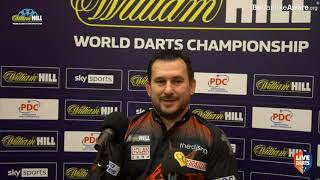 """Ryan Searle on beating De Zwaan: """"That 78, I nearly threw up in my mouth it was that disgusting"""""""