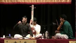 Sandeep Narayan - Shanmukhapriya RTP - Ragams