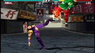 Video Tekken 3 (Arcade Version) - Nina download in MP3, 3GP, MP4, WEBM, AVI, FLV January 2017