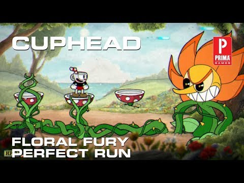 Video Cuphead - Floral Fury Boss Fight (Perfect Run) download in MP3, 3GP, MP4, WEBM, AVI, FLV January 2017