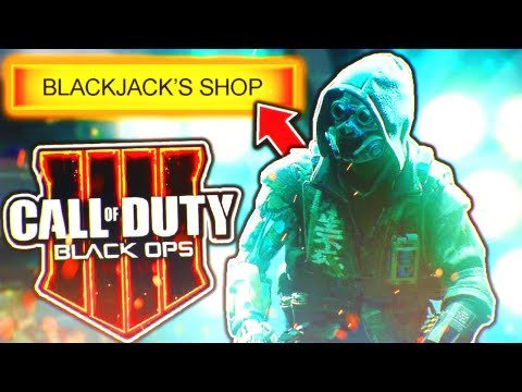 *NEW* UPDATE TODAY! - BLACK OPS 4 BLACKJACK'S SHOP + NUKETOWN GAMEPLAY! (BO4 Item Shop DLC Update)