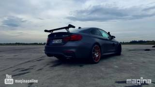 A day with BMW M Power
