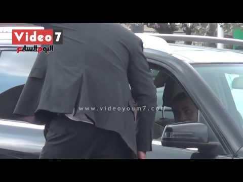 Исполнительница танца живота Сафиназ (Safinaz) приехала в прокуратуру (видео)