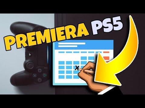 Dokładna Data Premiery PS5 Informacje