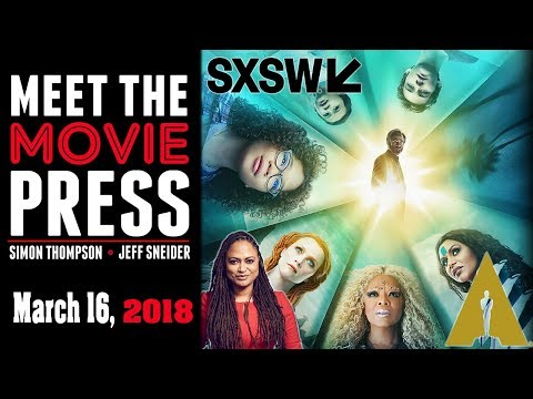Oscars and SXSW Recap, A Wrinkle In Time Discussion & More! - Meet the Movie Press
