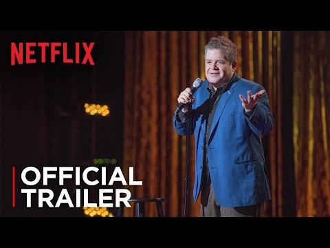 Patton Oswalt: Talking For Clapping | Official Trailer [HD] | Netflix
