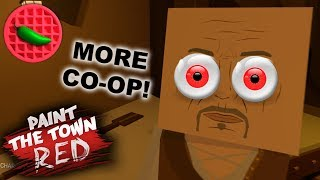 Woo! Paint The Town Red! It's time for more co-op chaos! First, Corwin and Uko dive into a couple of pirate caves (caves filled with ...