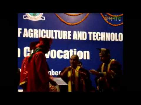 7th convocation of MPUAT : PART - I