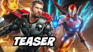 Video Avengers 4 Teaser Official Synopsis - Iron Man Thor New Armor MP3, 3GP, MP4, WEBM, AVI, FLV Oktober 2018