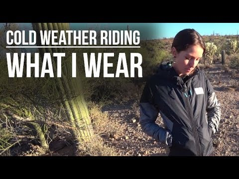 Cold Weather Riding: What I Wear - Dusty Betty Women's Mountain Biking
