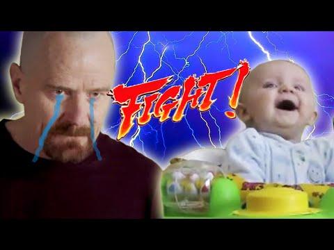 Vauvaa ei Heisenberg paljoa pelota