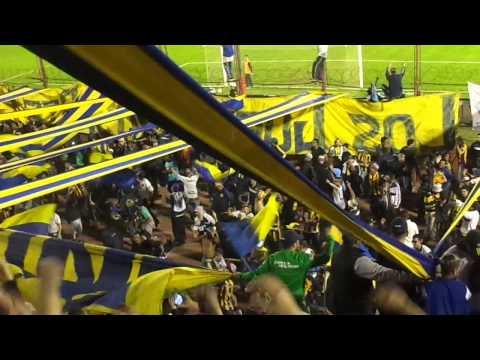 Rosario Central - Los Guerreros En Huracan - No Veo La Hora Que Juegues Quiero Estar Contigo - Los Guerreros - Rosario Central